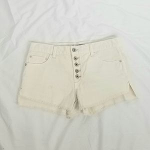 Free People Raw Edge Shorts 30